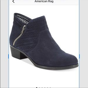 American Rag Abby Ankle Booties size 6
